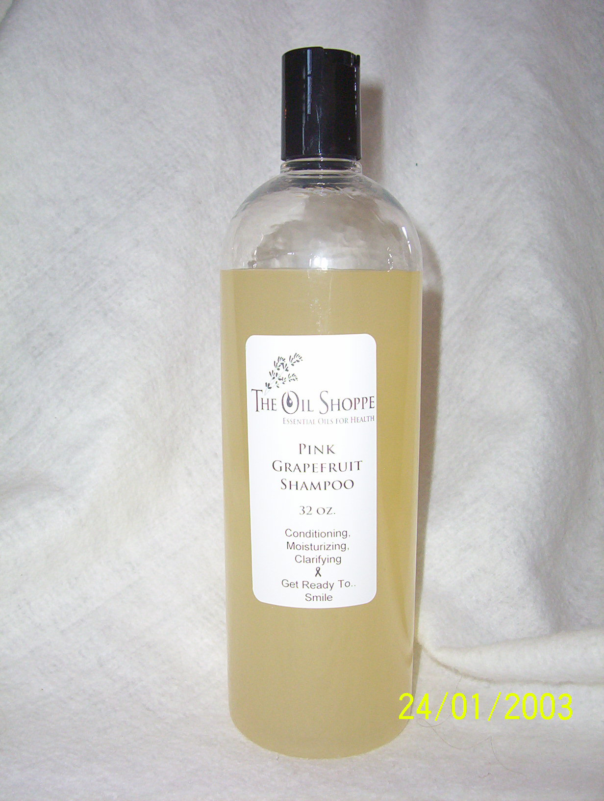 Shampoo, Pink Grapefruit 16 oz.