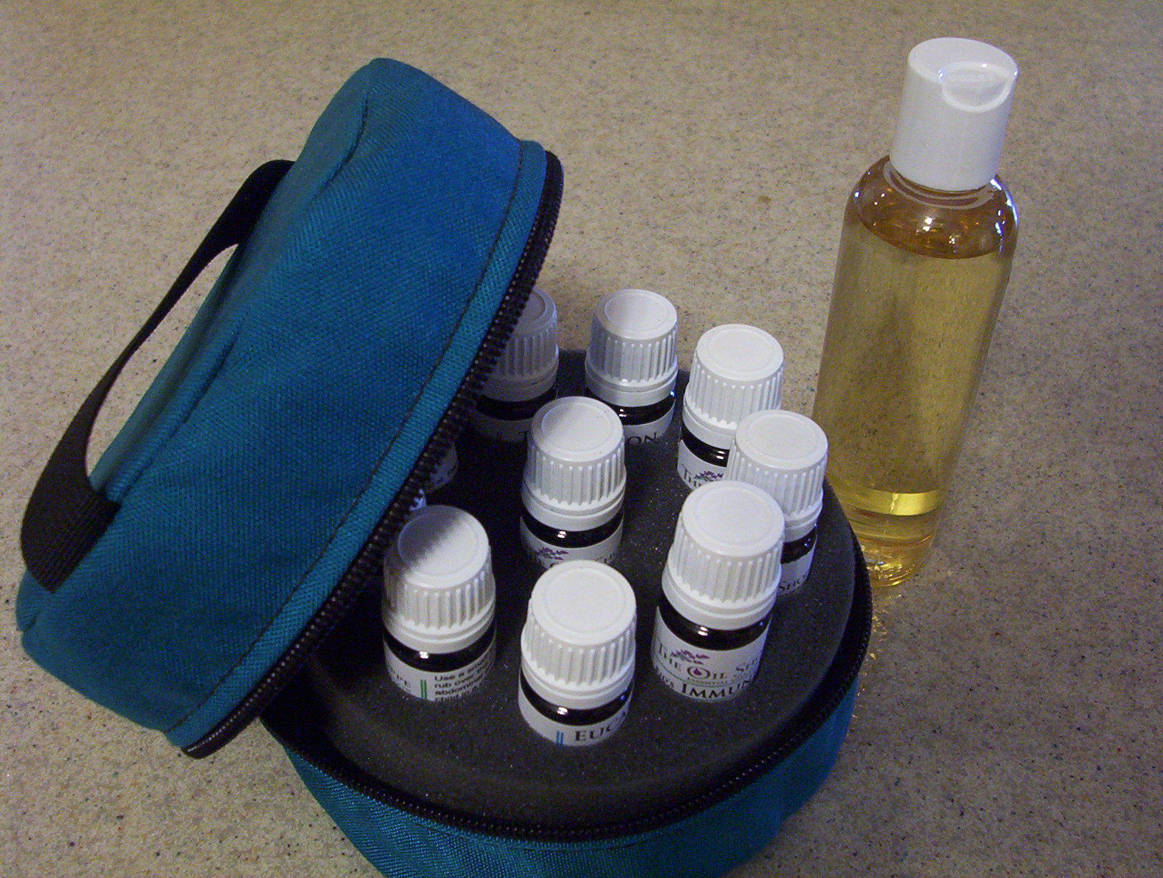 Basic Aromatherapy Starter Kit