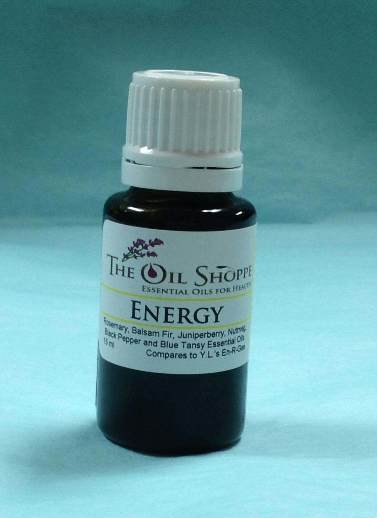Energy Essential Oil Blend - Click Image to Close