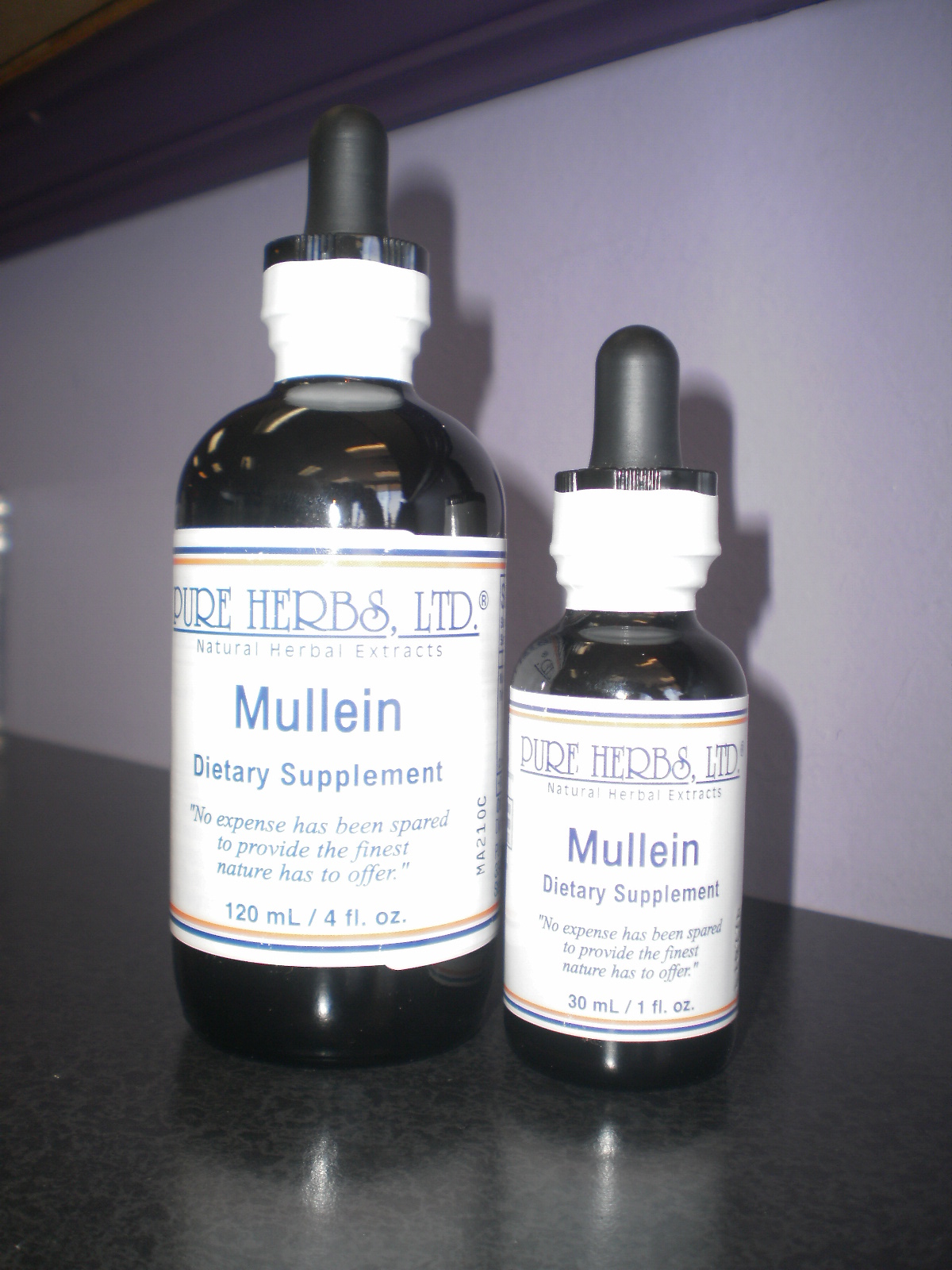 Mullein Herbal Extract 4 oz.