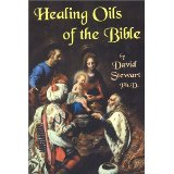 Healing Oils of The Bible; book