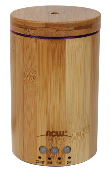 Ultrasonic Real Bamboo Essential Oil Diffuser - Click Image to Close