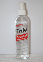Deodorant Spray, Thai Crystal